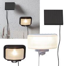 LED Solare Faro da Parete Extra Chiaro Con Movimento Luci Proiettori Per Garage