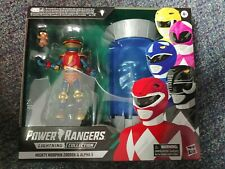 Power Rangers Lightning Collection Zordon & Alpha 5 Wal-Mart Exclusive