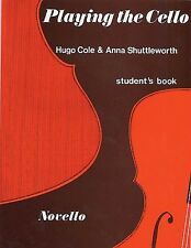 Playing the Cello Student's Book New 014025726