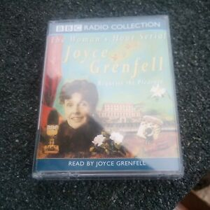 JOYCE GRENFELL - Requests The Pleasure (2x Cassette) BBC Collection Woman's Hour