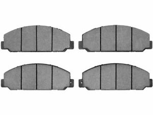 For 2013-2020 Hino 195 Brake Pad Set Dynamic Friction 51668XR 2014 2015 2016