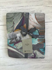 West Elm Artist's Palette Full/Queen Duvet Cover (only) New Sold Out!