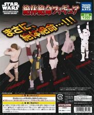 Takara Tomy Star Wars Characters Gacha Galaxy Absolute Death Figures Set of 5