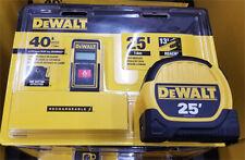 DEWALT 40 Ft. Lithium-lon Rechargeable Pocket Laser Distance Measurer