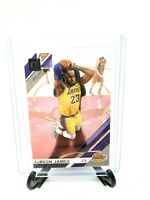 2020 Panini Donruss Clearly LeBron James Acetate #20 Lakers