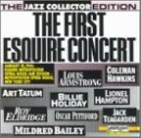 The First Esquire Concert: The Jazz Collector Edition - Music CD - Mildred Baile