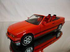 MAISTO  1:18 - BMW 325I CABRIOLET 1998    - GOOD CONDITION.