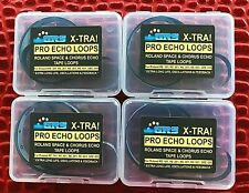 4 GRS ROLAND SPACE ECHO TAPE LOOPS, 1 METER LONG FOR RE-101, 201, 301, 501, 555