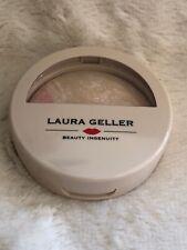 Laura Geller Balance n Brighten Foundation - Porcelain - 9g Full Size Genuine.