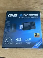 ASUS USB AC54 LATEST SPEC 2.4 & 5GHZ HI SPEED WIFI DONGLE  *BRAND NEW & BOXED*