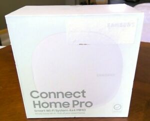 Samsung Connect Home Pro AC2600 Smart Wi-fi System ET-WV530 (Brand New Sealed)