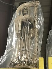 Santa Muerte Color Weso 3ft