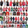 Womens Ladies Vintage Ugly Christmas Jumper Rudolph Pom Pom Novelty Xmas Sweater
