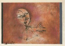 Postkarte: Paul Klee - Tanz des trauernden Kindes II / 1922