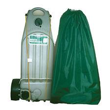 NYLON COVER BAG FOR WASTEMASTER etc GREEN. WATERPROOF, CARAVAN MOTORHOME
