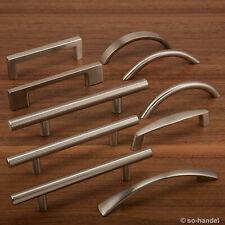 Möbelgriffe BA 96 mm Schrankgriffe Bogengriffe Küchengriffe Schubladengriffe