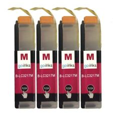 4 Magenta Ink Cartridges for Brother MFC-J6935DW