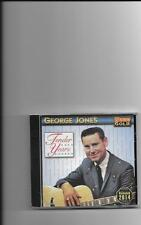 "GEORGE JONES, CD ""TENDER YEARS"" NEW SEALED"