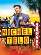 DVD + CD Michel Telo Sunset [ 2-Disc Set Digipack Edition ] Region ALL