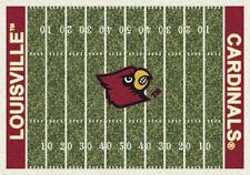 """5x8 Milliken Louisville Cardinals NCAA Home Field Area Rug - Approx 5'4""""x7'8"""""""