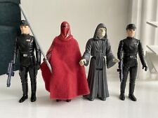Vintage Star Wars Figures Imperial Army (set7)