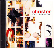 CHRISTER a definite maybe CD NEU/NEW