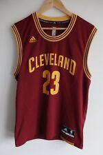 BASKET NBA Cleveland Cavaliers Lebron James maglia canotta #23 | S | ADIDAS