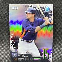 2019 Bowman Chrome Kyle Tucker RC HOUSTON ASTROS Rookie Top 100  #15