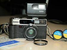 KONICA HEXAR AF TITANIUM + Hexar 35mm F/2 Lens  Snr: 0000701