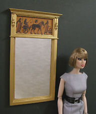 1:6  scale ~  TRUMEAU  MIRROR  ~ For  BARBIE ~ Ancient Greece ~ Action Figure