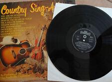 Schallplatten Country Sing-A-Long LP Langspiel-Platte Nashville Explosion 1977