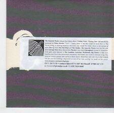 (EL558) The Innercity Pirates, Love's Over - 2010 DJ CD
