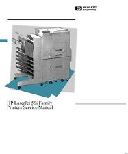 HP Laserjet 5Si, 5Si MX, 5Si NX, 5Si HM, 5Si Mopier Service Manual