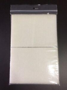 Dennerle Nano Eckfilter, Ersatz Filterschwämme 2er Set, auswaschbar, Mehrweg.