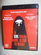 Girl Walks Home Alone at Night  Blu-ray NEW SEALED 1st Class Post!