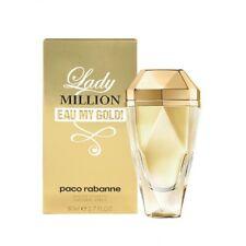 Paco Rabanne Lady Million Eau my Gold Eau De Toilette  for Women US Tester