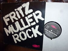 Fritz Muller Rock, Prog Psych Krautrock Kraftwerk , Roth Handle, 1977,