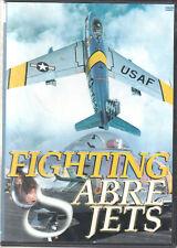 FIGHTING SABRE JETS (DVD 2007 F-86) (L2)