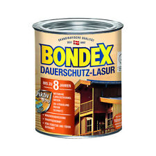 BONDEX Dauerschutz Lasur 4,0 L teak aussen Holzschutz