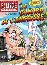 FLUIDE GLACIAL HORS-SERIE n°12 # 2000 # LE CANARD DE L'ANGOISSE # FORMAT GEANT