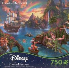 Thomas Kinkade Disney Ceaco Jigsaw Puzzle Peter Pan's Neverland  NIB