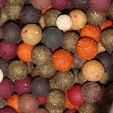 (EUR 2,30/kg) 10kg Futterboilies Mix 15-24mm