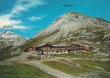 AK Davos. Berghaus Strelapass mit Weissfluh und Schiahorn