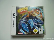 NINTENDO DS / Jeu Crash of the Titans [ Version PAL FR ]