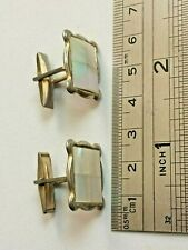Vintage Cufflinks with mother of pearl
