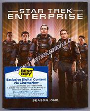 BEST BUY EXCLUSIVE Star Trek: Enterprise SEASON ONE on Blu-Ray MINT RARE!