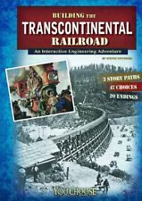 Building the Transcontinental Railroad  An Interactive Engineering Ad
