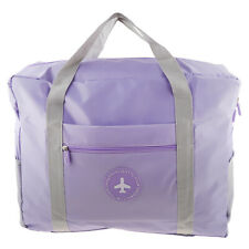 Women Large Weekender Bags Overnight Carry-on Totes Duffel in Trolley Handle