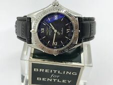 BREITLING CALLISTO A57046 QUARTZ UNISEX  34mm SAPPHIRE GLASS SWISS MADE
