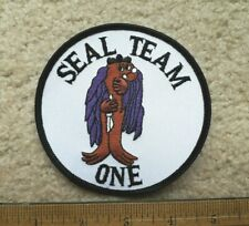 SEAL team one US Navy patch > SEALS